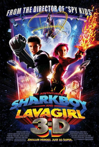 sharkboy and lavagirl 3d