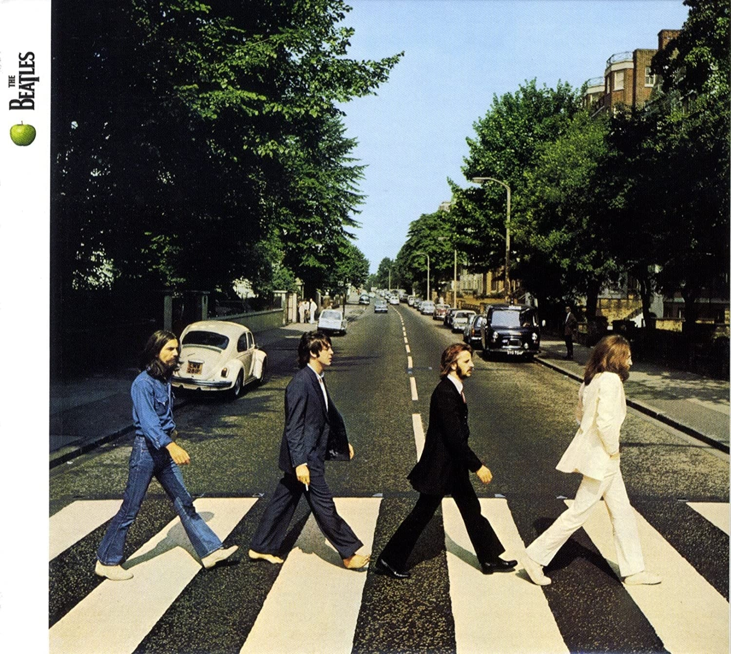 Capa do álbum 'Abbey Road' [Créditos: Apple Records]