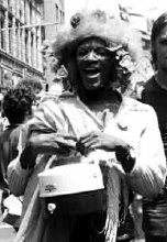 Marsha P. Johnson. [Imagem: Wikimedia Commons]